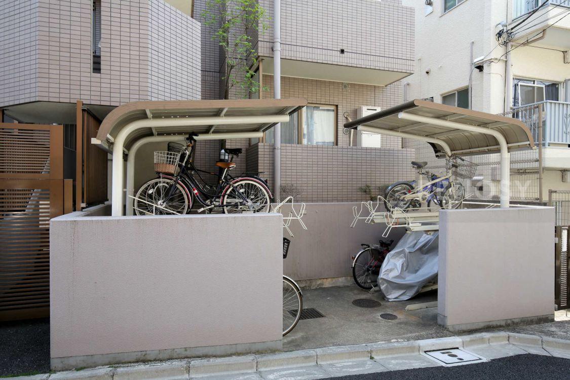 サンマンションアトレ新宿戸山