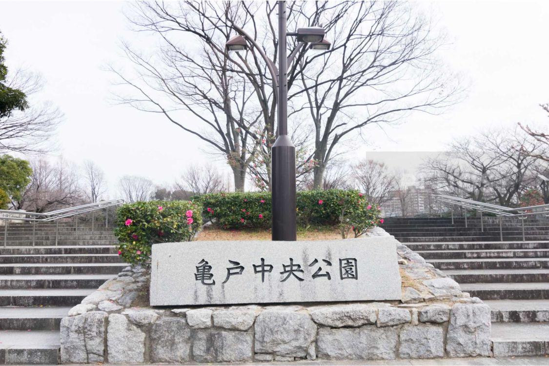 スカイコート亀戸中央公園