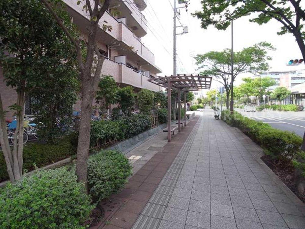 ライオンズマンション竹の塚元渕江公園