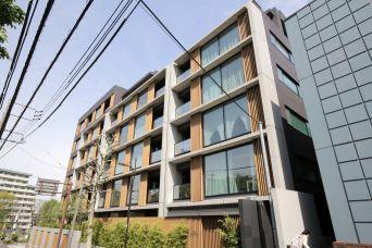 シティハウス新宿戸山