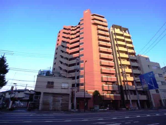 クリオ王子神谷弐番館