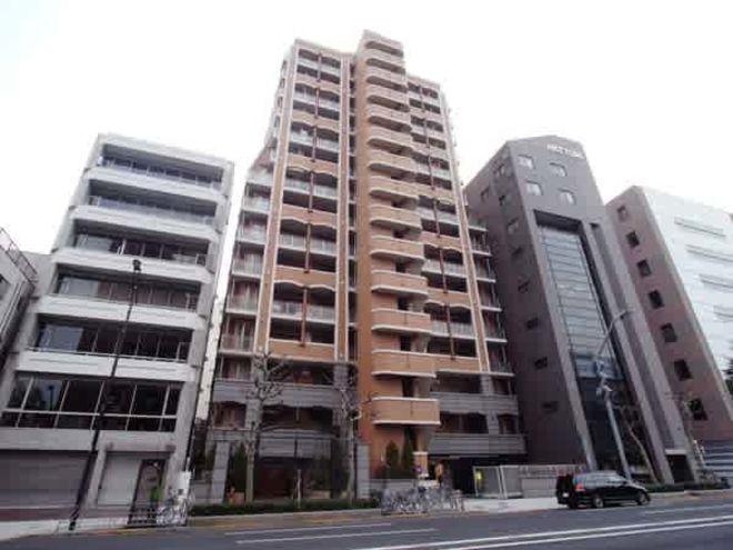 グランシティ浅草橋ラピュタタワー