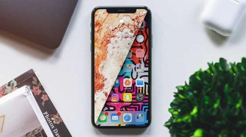 производство iphone x