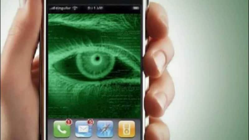смартфон шпионит