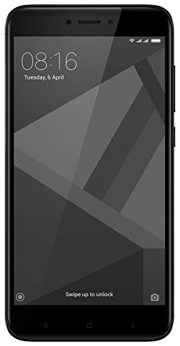 Redmi 4 (Black, 32 GB)(3 GB RAM)