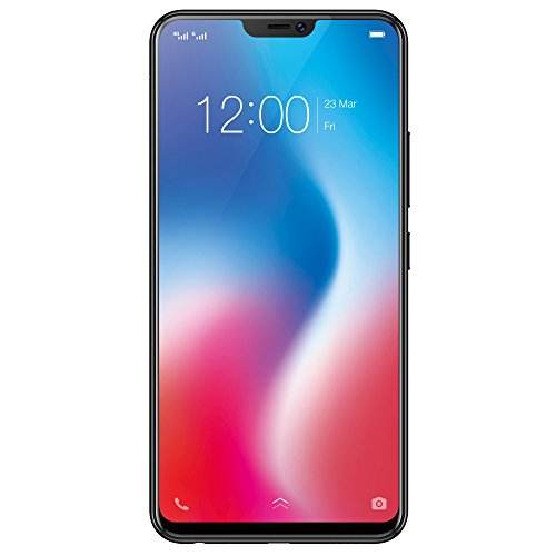 Vivo V9 (19:9 FullView Display, Pearl Black – Gold) with Offers