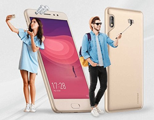 Coolpad Note6 (Royal Gold, 4GB RAM + 32GB ROM,Dual front camera)