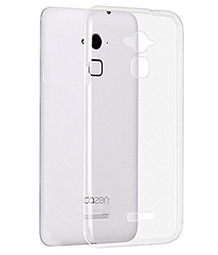 Premsons Transparent Soft Silicon Plastic Designer Back Case Cover for Coolpad Note 3