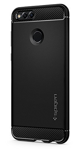 Spigen Rugged Armor Case for Huawei Honor 7X/Huawei Mate SE – Black L20CS22666