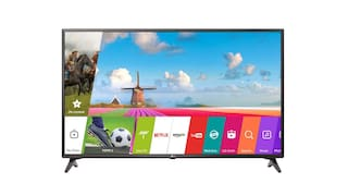 Buy LG 108 cm (43 inch) 43LJ554T Full HD Smart LED TV at Rs.43490