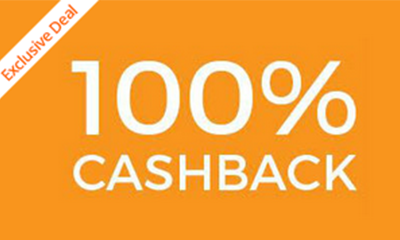 Flat Rs.1500 Cashback on payments via PhonePe