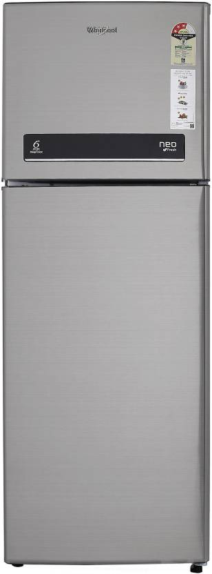 Buy Whirlpool Frost Free Double Door 3 Star Refrigerator at Rs.23499