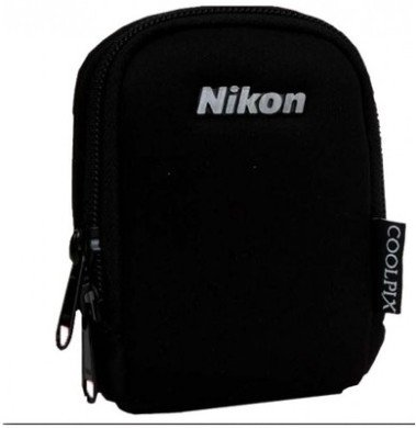 Nikon Soft – 6 Padded Camera Carrying Case (Black)