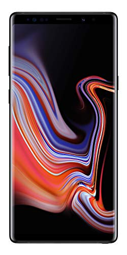 Samsung Galaxy Note 9 (Midnight Black, 128GB Memory)