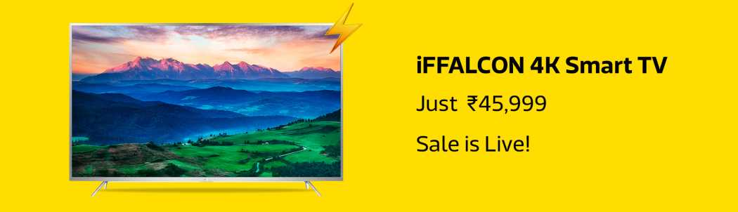 Get upto 60% off on Television & Applicances