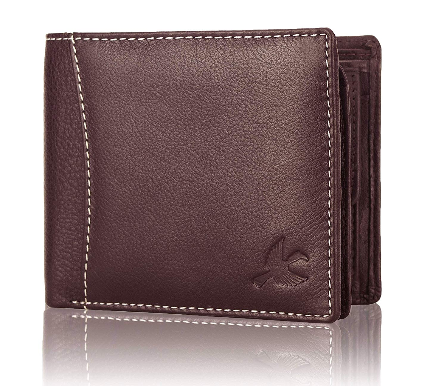 Buy Hornbull Brown Men's Wallet at Rs  499 only