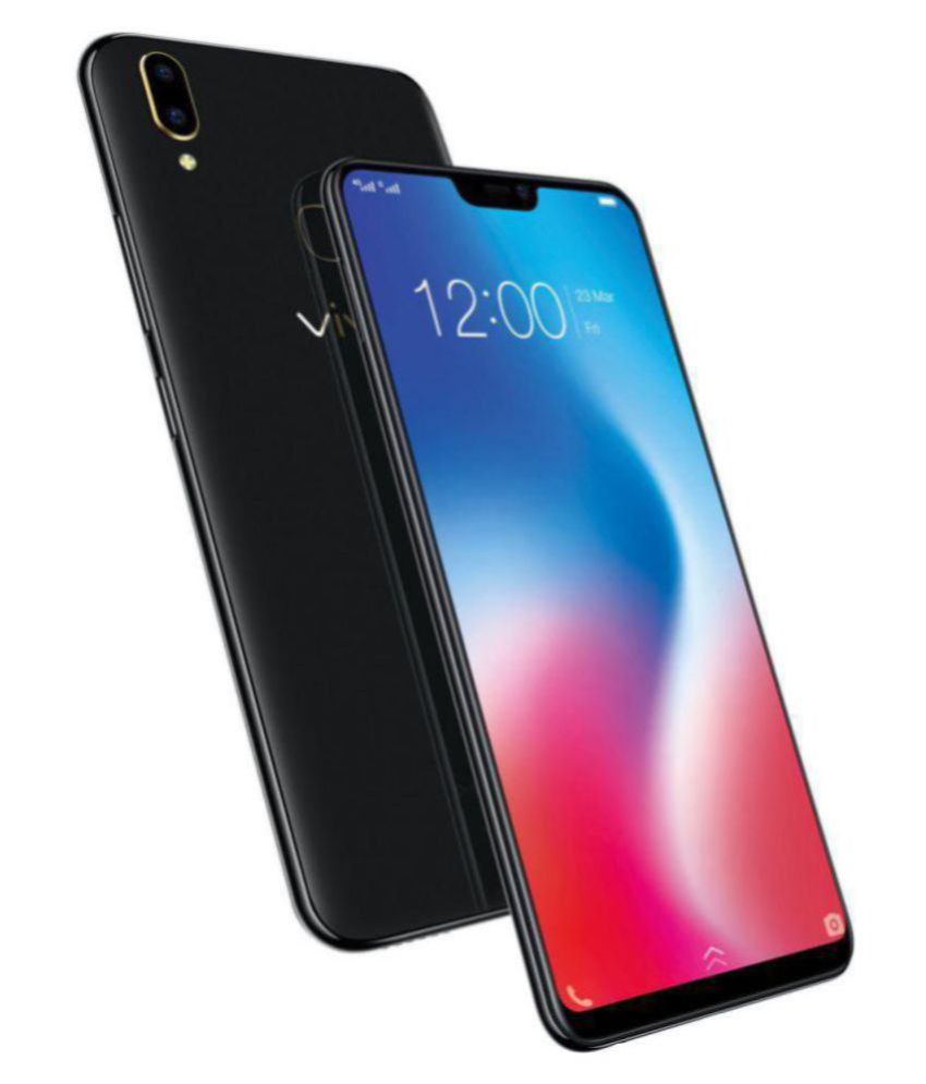 Buy Vivo V9 (64GB, 4GB RAM) – 24MP Front Camera With 21% Off