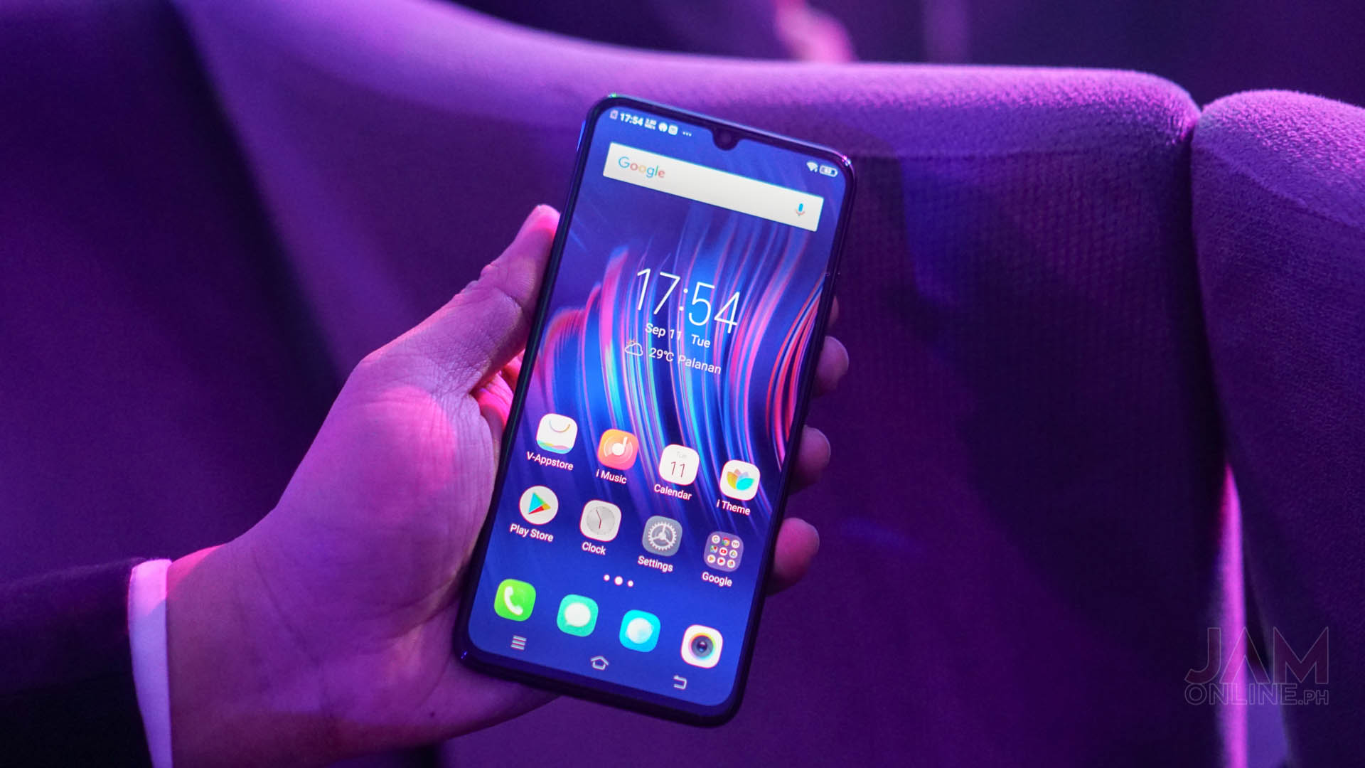 Get Vivo V11 64GB With upto Rs 15,000 on Exchange
