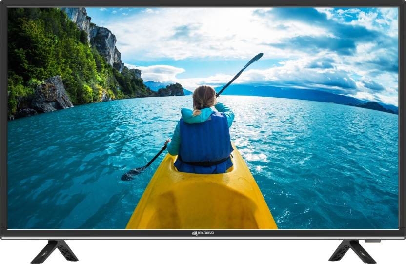 Get Micromax 81cm (32 inch) HD Ready LED TV at Rs.12499
