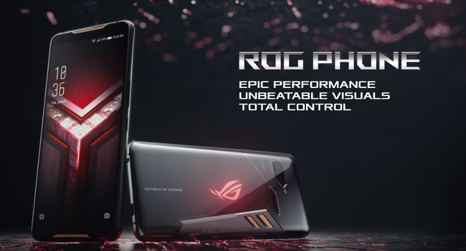 Asus ROG Phone is Now Available in India – Price and Features