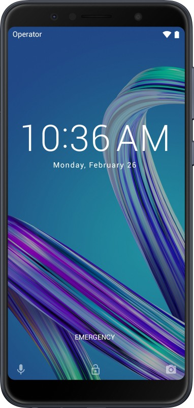 ASUS Zenfone Max Pro M1 64 GB, 4 GB RAM, 5000 mAh Battery Mobile Phone (Black)