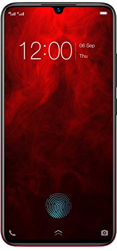 Buy Vivo V11 Pro 1804 (Supernova Red, 6GB RAM, 64GB Storage) Rs.25,990
