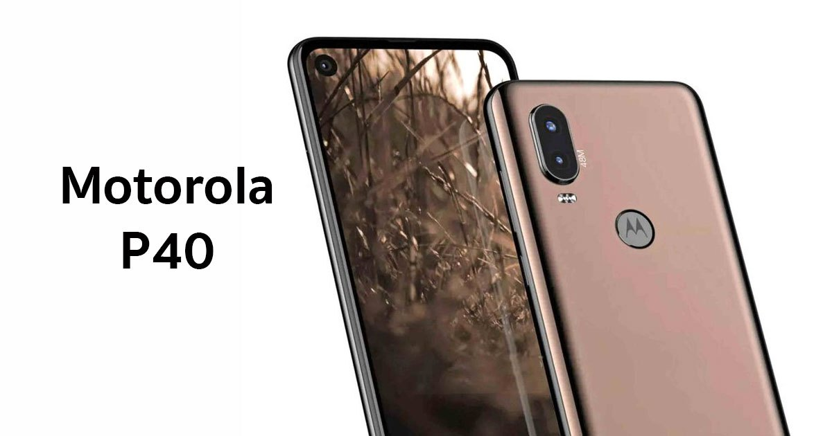 Motorola P40 Full Specifications and Price