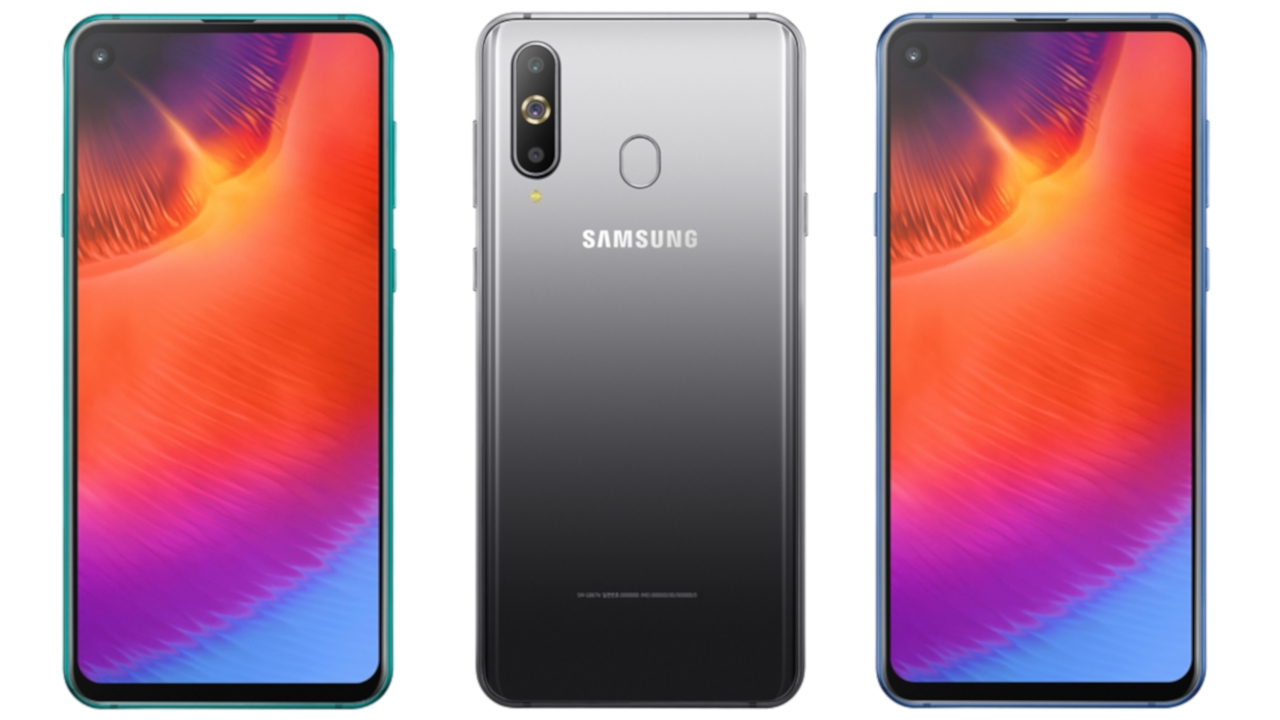 Samsung Galaxy A9 with a Punch-hole display launched , Specifications and Price