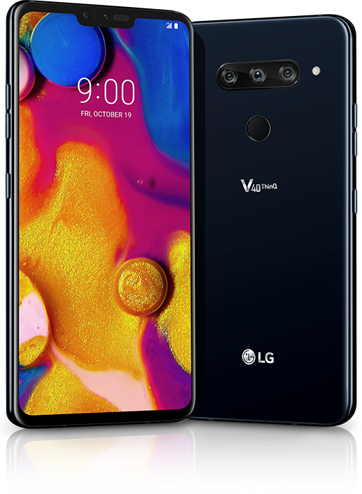 LG V40 ThinQ With Penta-Camera Setup Will go on sale on Amazon