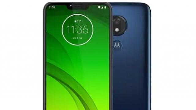 Motorola G7 Power Launched : Price and Specifications