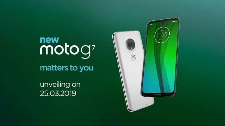 Moto G7 to launch on March 25 , Know Price and Features