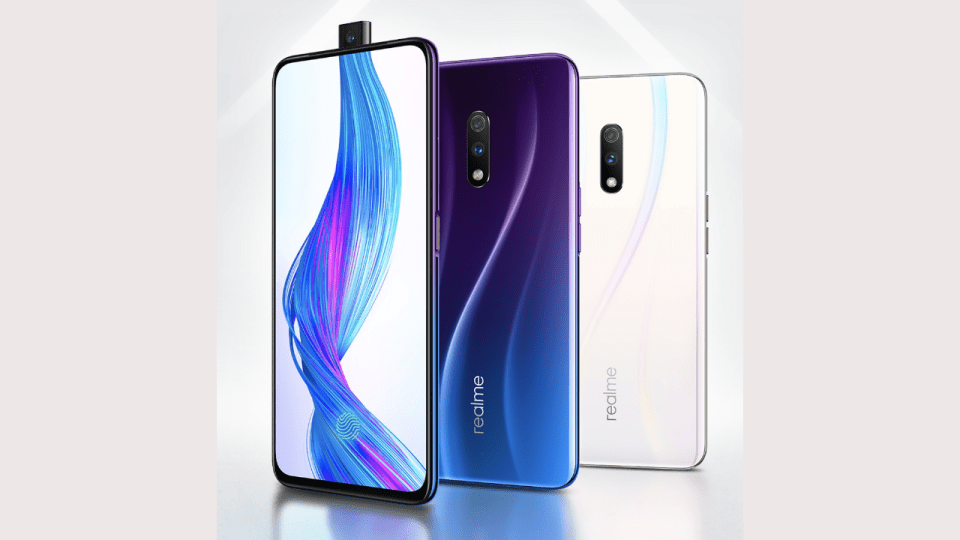 Realme X Official First Look Reveals Popup Selfie Camera