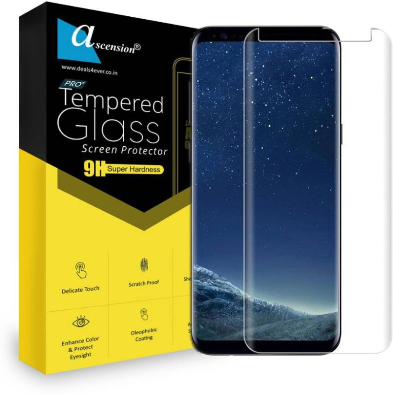 Tempered Glass Screen Protector for Samsung Galaxy S9 Plus