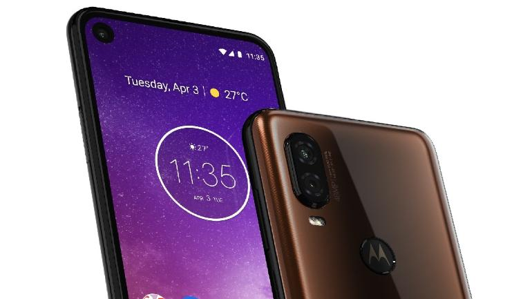 Motorola One Vision May Come With Punch-hole Camera