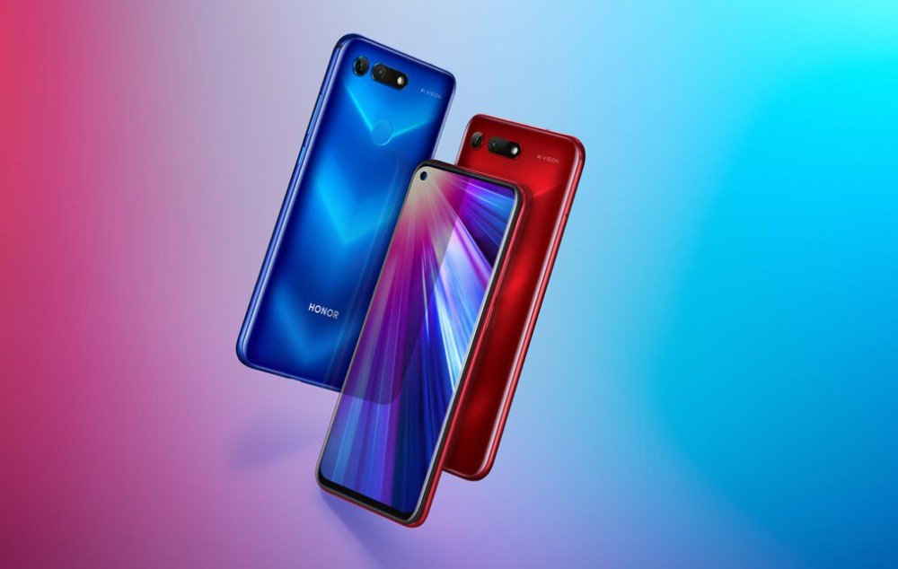 Honor 20 Pro , Honor 20 and Honor 20i Launched in India