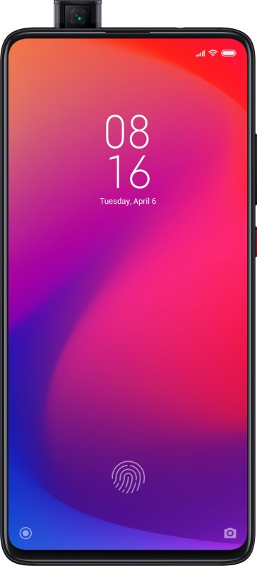 Redmi K20 (Carbon Black, 64 GB)(6 GB RAM)
