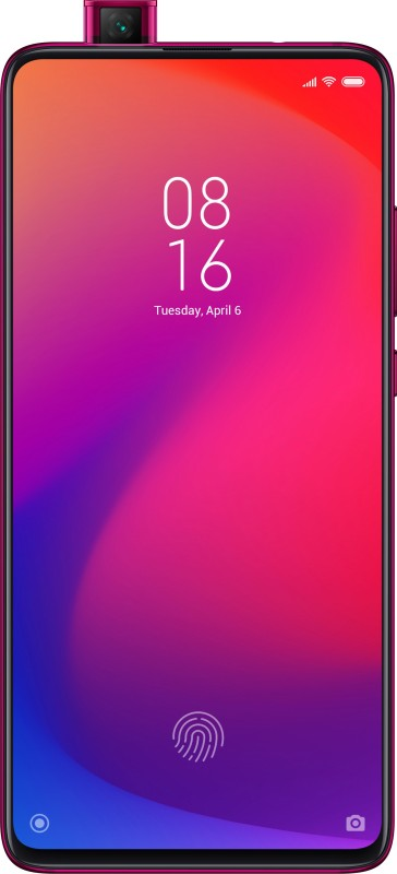 Redmi K20 (Flame Red, 128 GB)(6 GB RAM)