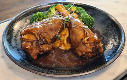 LAMB SHANKS | Mains Food Online |  Michelangelo's Aspendale Gardens
