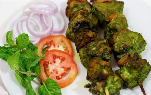 Hariyali Chicken | Non-Veg Dish | Masala Bar And Grill