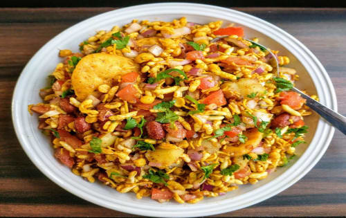 Bhel Puri - Masala Bar And Grill