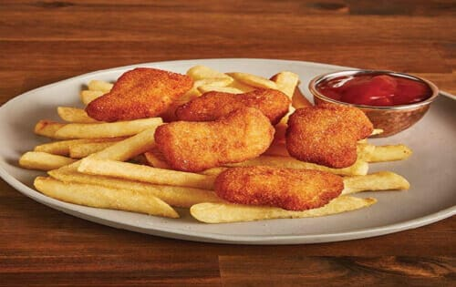 Nuggets & Chips - Masala Bar And Grill