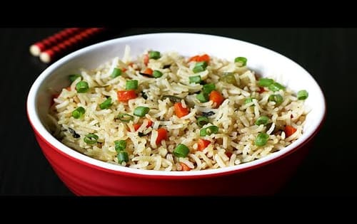 Fried Rice(veg/chicken) - Masala Bar And Grill