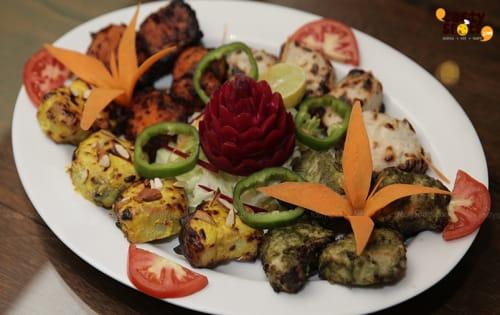 Sea Food Lover | Non-Veg Dish | Masala Bar And Grill