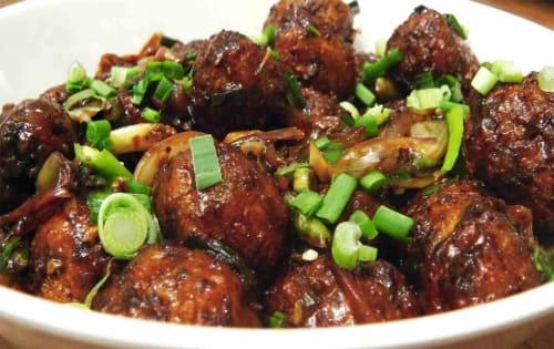 Veg Manchurian Dry | Veg Dish | Masala Bar And Grill
