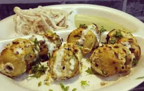 Mushroom-e-Bahar | Veg Dish | Masala Bar And Grill