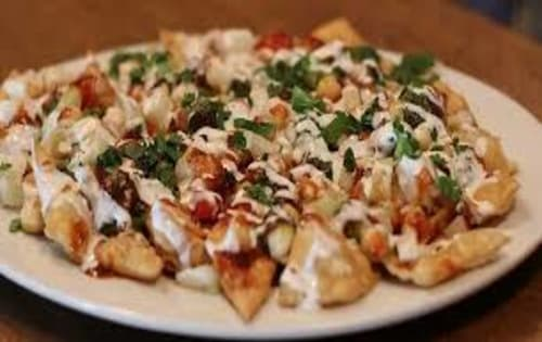 Papdi Chaat - Masala Bar And Grill