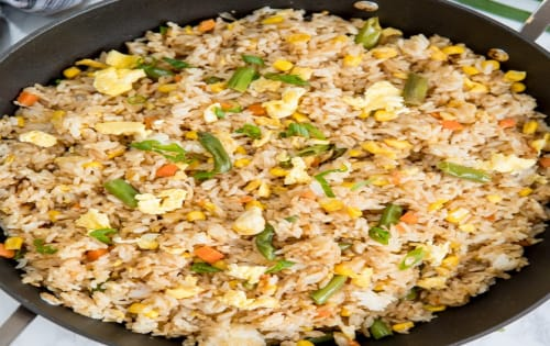 Fried rice Egg - Masala Bar And Grill