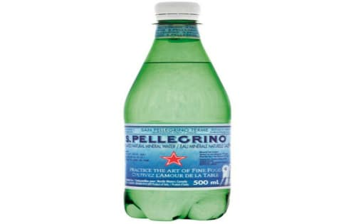 San Pallegrino Mineral Water - Steamin' Mugs