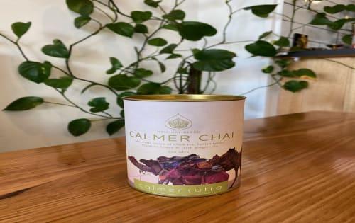 Calmer Chai - Steamin' Mugs