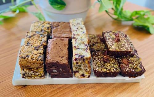 Chocolate & Macadamia Brownie - Steamin' Mugs